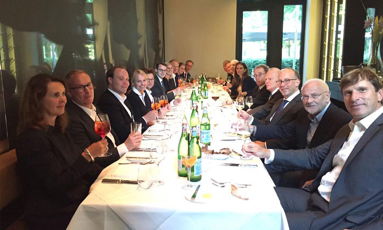 Reimer Rechtsanwälte - Interne Feiern